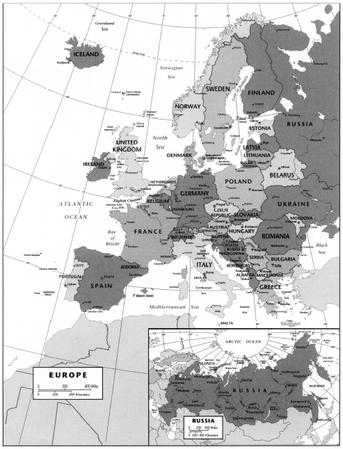 EUROPE RUSSIA
