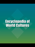 Encyclopedia of World Cultures, ed. , v.