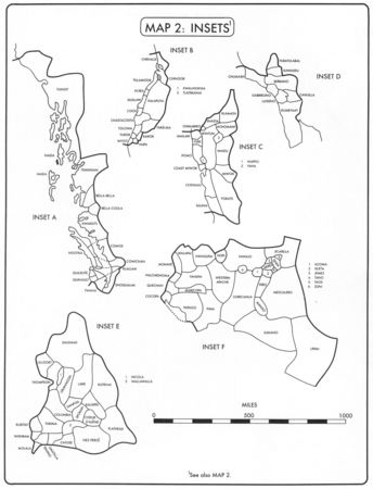 MAP 2: INSETS1