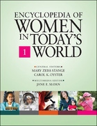 Encyclopedia of Women in Today's World, ed. , v.