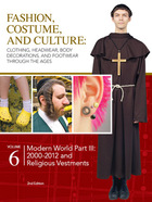 Fashion, Costume, and Culture, ed. 2 Cover