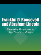 Franklin D. Roosevelt and Abraham Lincoln, ed. , v.
