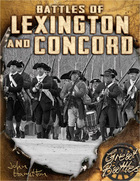 Battles of Lexington and Concord, ed. , v.