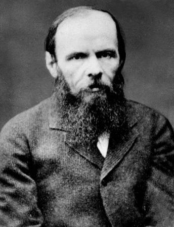 Fyodor Mikhailovich Dostoevsky