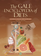 The Gale Encyclopedia of Diets, ed. 2, v.  Cover