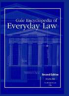 Gale Encyclopedia of Everyday Law, ed. 2