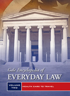Gale Encyclopedia of Everyday Law, ed. 3, v.  Icon