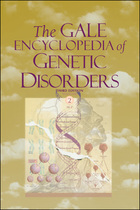 The Gale Encyclopedia of Genetic Disorders, 3rd ed.