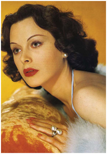 Hedy Lamarr (1914–2000), originally from Austria, was a U.S. film actress and engineer.