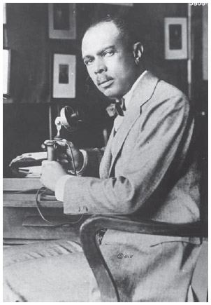 Harlem Renaissance author, poet, and historian James Weldon Johnson was also Bahamian.