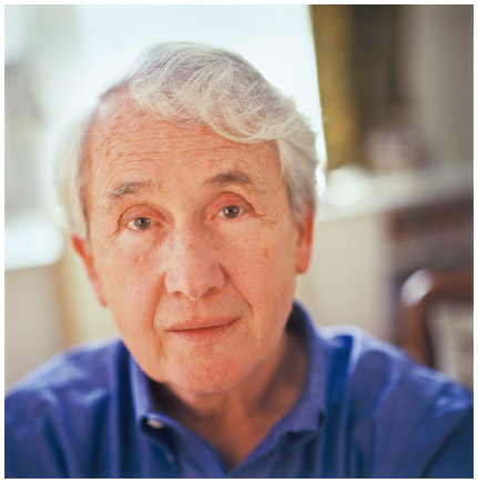 Irish American author Frank McCourt is best known for his memoir, Angela's Ashes.
