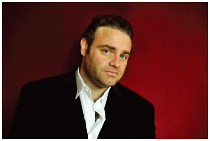 Maltese American Joseph Calleja is a tenor for the Metropolitan Opera in New York City.