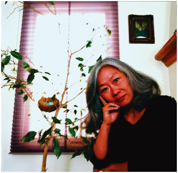 Novelist Maxine Hong Kingston (1940–) writes about the experiences of Chinese immigrants to the U.S.