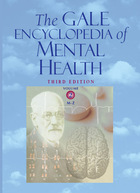 The Gale Encyclopedia of Mental Health, 3rd ed.