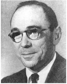 Jerome S. Bruner (Archives of the History of American Psychology. Reproduced with permission.)