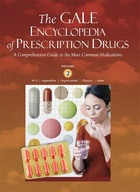 The Gale Encyclopedia of Prescription Drugs Cover