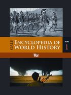 Gale Encyclopedia of World History: War