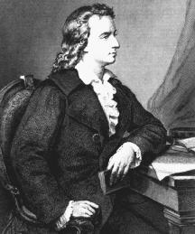 Friedrich von Schiller, 17591805.