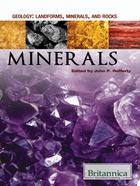 Minerals, ed. , v.