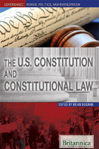 The U.S. Constitution and Constitutional Law, ed. , v.