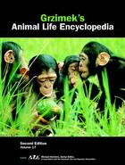Grzimek's Animal Life Encyclopedia, ed. 2, v.  Icon