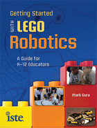 Getting Started with LEGO Robotics, ed. , v.