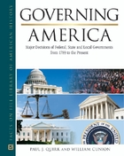 Governing America, ed. , v.
