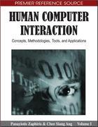 Human Computer Interaction, ed. , v.