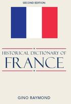 Historical Dictionary of France, ed. 2, v.