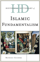 Historical Dictionary of Islamic Fundamentalism, ed. , v.