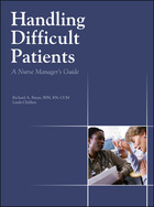 Handling Difficult Patients, ed. , v.