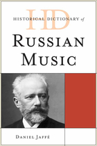 Historical Dictionary of Russian Music, ed. , v.