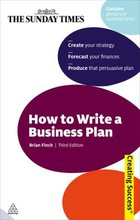 How to Write a Business Plan, ed. 3