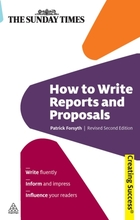 How to Write Reports and Proposals, Rev. 2nd ed., ed. , v.