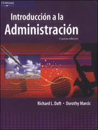 Introducción a la administración, ed. 4