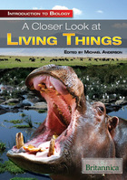 A Closer Look at Living Things, ed. , v.