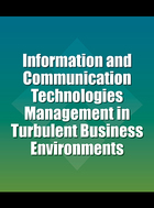 Information and Communication Technologies Management in Turbulent Business Environments, ed. , v.