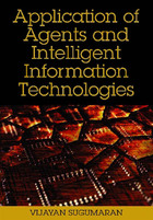 Application of Agents and Intelligent Information Technologies, ed. , v.