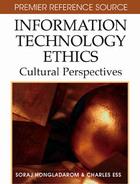 Information Technology Ethics, ed. , v.