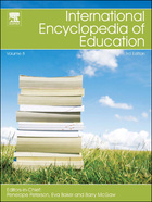 International Encyclopedia of Education, ed. 3, v.
