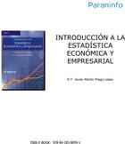 Introducción a la estadística económica y empresarial, ed. 3