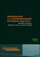 Introducción a la experimentación en química analítica