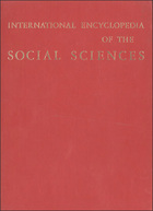 International Encyclopedia of the Social Sciences, ed. , v.