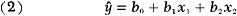 Geometric representation of response relationships