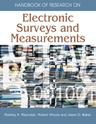 Handbook of Research on Electronic Surveys and Measurements, ed. , v.