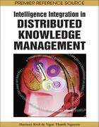 Intelligence Integration in Distributed Knowledge Management, ed. , v.