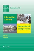 Information Literacy, ed. , v.