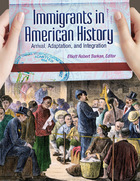 Immigrants in American History, ed. , v.