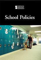 School Policies, ed. , v.