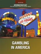Gambling in America, ed. , v.